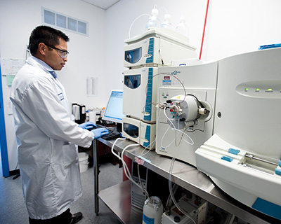 Contract Analytical Testing Laboratory