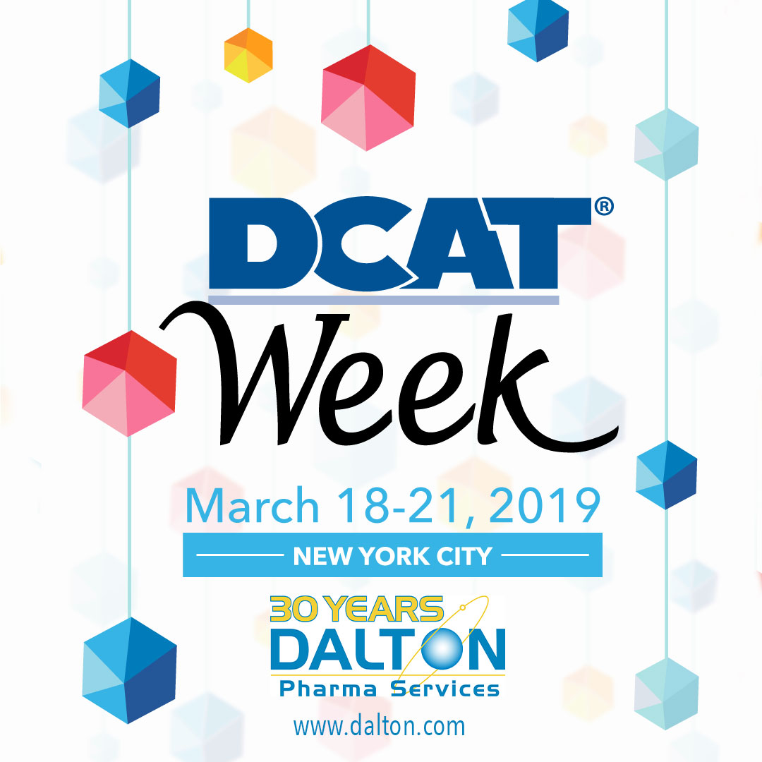 DCAT 2019 InterContinental Conference